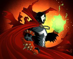 SPAWN by Spidertof