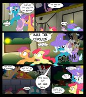 Cutie Mark Crusaders 10k: Lulamoon Page 22 by GatesMcCloud