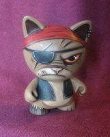 Pirate Cat Micro Trikky by ReverendBonobo