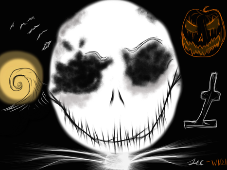 JACK THE PUMPKIN KING by JECSTER21