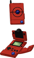 Pokemon - The Johto Pokedex HD by NelaNequin