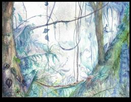 Into the Jungle by Psunna