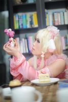 Chobits: and I was saying~ by xrysx