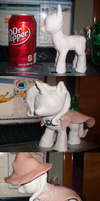 WIP Pony by VengefulSpirits