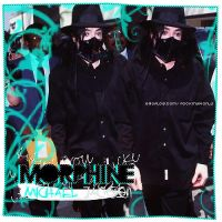 +Morphine by YouRockedMyWorld