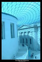 The Bruitish Museum London by devildevine