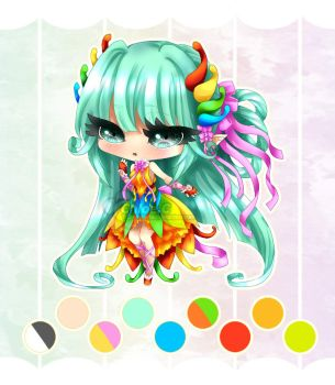 Adoptable Set Price: OPEN by Toffee-Tama