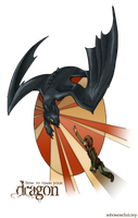 Touch Scene Remix :: HTTYD T-Shirt Contest by inhonoredglory