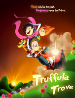 Truffula Trove Comic Cover by KicsterAsh