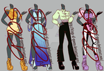 Fashion adopts (1/4 Open)(SALE) by Kinga-of-Queens