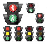 Traffic Light Collection 1 by zonnyjhon