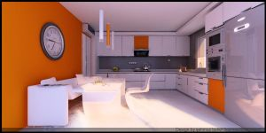Kitchen Design by nettonik