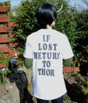 If lost return to Thor by ItsAlwaysTeaTime