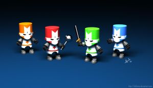 Castle Crashers 2.0 by KellerAC