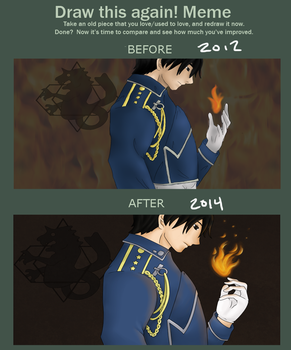 Before and After Roy by RenRentheGreat