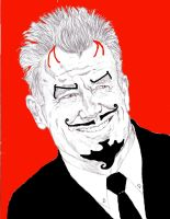 'Reaper' Ray wise by danlewis4475