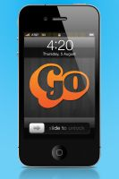 Gowalla iPhone Wallpapers by RedeemingDesign