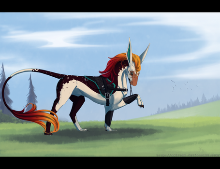 Training02 : Colden by AxlVohx