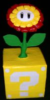 super mario bros fire flower by sonicblaster59