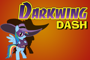 Darkwing Dash by Mellotaku