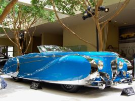 RARE 1949 Delahaye Type 175 S by Partywave