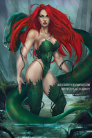 Poison Ivy by AlexCarroty