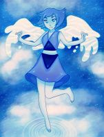 Lapis Lazuli: This Time You're Free by CorailJay