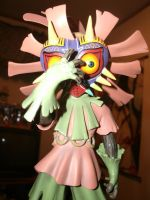 Skull Kid Close Up by MadForHatters