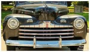 1946 Ford Super Deluxe Grille by TheMan268
