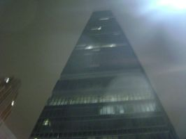 IDS Center at Night by LittleBigDave