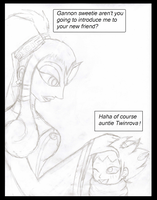 My zora comic 15 by Jisuke27