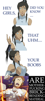 Korra did you know... by Kehven
