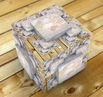 Fractal crate 3 by Theli-at