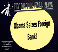 Obama Seizes Foreign Bank! by IAmTheUnison