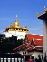Thai Temple by SheltieWolf