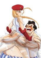 Cammy Vs Honda by UnknownTico