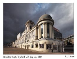 Alhambra Theatre with Grey sky rld 01 dasm by richardldixon