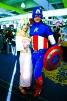 Cosplay in Mexico by Kryptoniano
