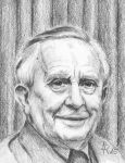 J.R.R. Tolkien by LoonaLucy