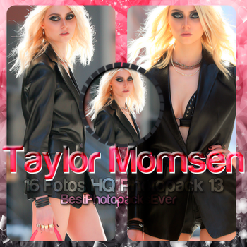 Taylor Momsen Photpack by rockwithmebaby