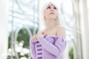 Lady Amalthea by LyddiDesign