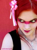The Pink Bandit by Rosary0fSighs