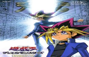 YUGIOH YAMI AND YUGI by Ludynhaanime