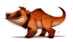 Day 553. Pakicetus by Cryptid-Creations