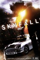 Skyfall Poster 2 by SteSmith