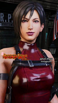 Ada Wong RE2 Outfit Render by Kunoichi-Supai