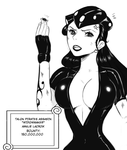 Widowmaker - One Piece Style by Jay-Marvel