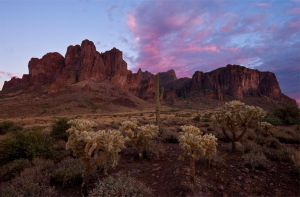 All of Superstition Mountain by TrentLarsonphoto