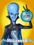 Megamind by LadyDeadPooly