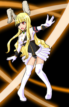 And then I drew 00 SWR style by Staris-Chan